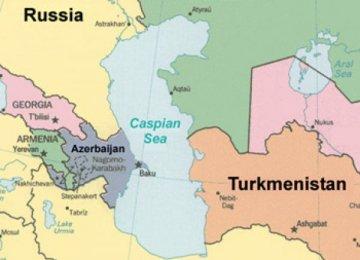 Tehran Hosts Caspian Trade Confab
