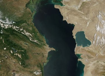 Caspian States  to Attend Port Confab