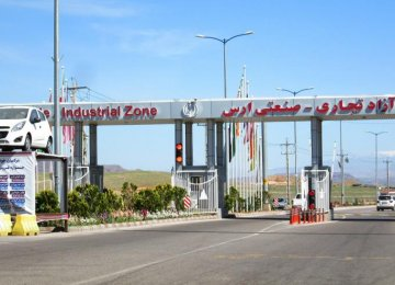 Private Sector Invests $3b in Aras FTZ