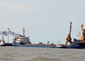 Caspian Trade, Transportation Potential High