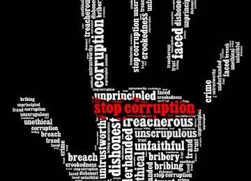 Anti-Corruption Measures Ineffective