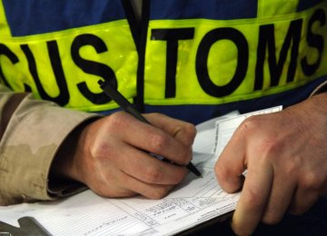 Rise in Customs Revenues