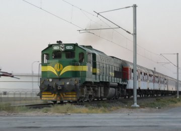 Railway to Revive Silk Road