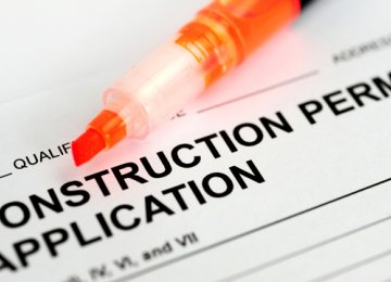 Construction Permits Decline