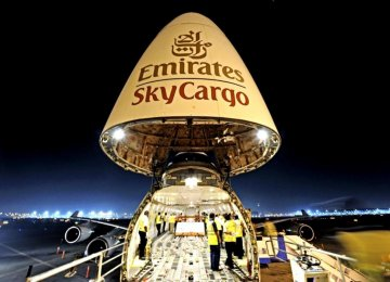 Emirates SkyCargo to Open 2nd Trade Lane With Iran