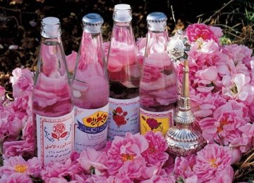 Top Rosewater Producer