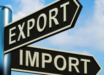 Imports, Exports Hand in Hand