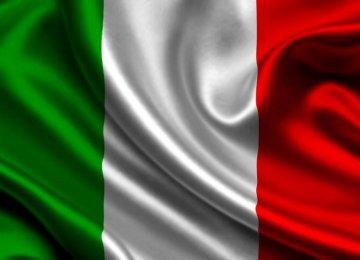 Trade Delegation in Rome