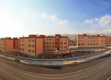 83% Progress in Mehr Housing Project