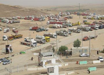 Mehran Border Exports Rise