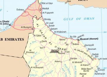 Iran Expo in Oman