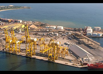 Call for Private Sector Investment in Ports