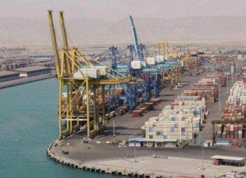 Rajaee Trade Revenues Up