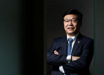 S. Korea Minister Encourages Firms to Enter Iran Market