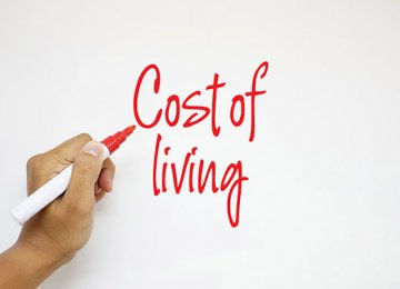 Living Costs Surge