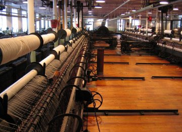 Textile Industry in Run-Up to Post-Sanctions Era