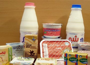 Dairy Prices Up 10%