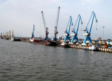 New Caspian Shipping Lines  to Boost Exports
