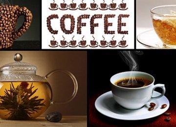 Tea, Coffee Expo