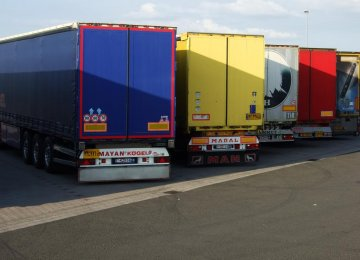 Turkish Conditions for Truck Transit