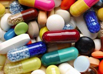 Medicine Imports Up