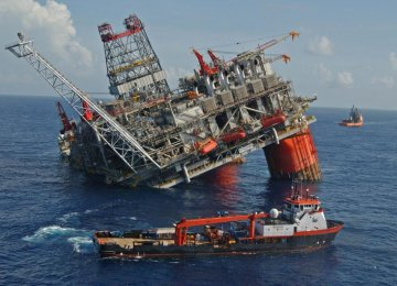 2004 Gulf of Mexico Oil Spill Still Leaking