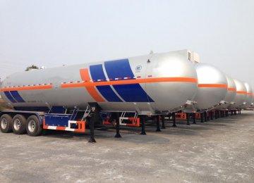 Abadan LPG Export