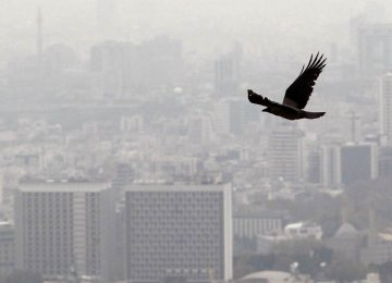Air Pollution Unrelated to Gas Supply