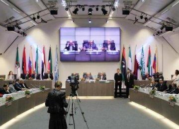 Algeria Calls for Non-OPEC Output Cut