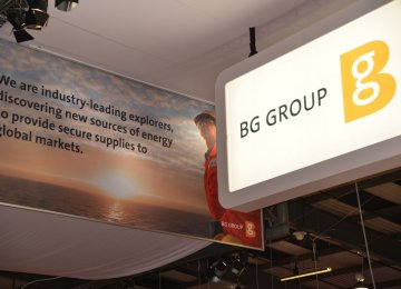 BG Raises 2015 Outlook