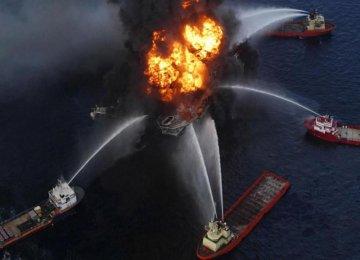 Fines May Prompt BP to Cut Back in Russia, Asia