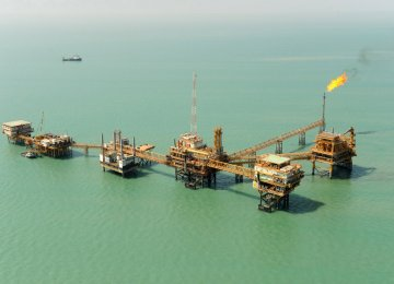 Bahregan Storage Capacity Reaches 5.8m Barrels