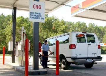 CNG Station-Owners Call for Higher Commission Fee