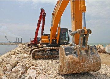 Caspian Offshore Infrastructure 70% Complete