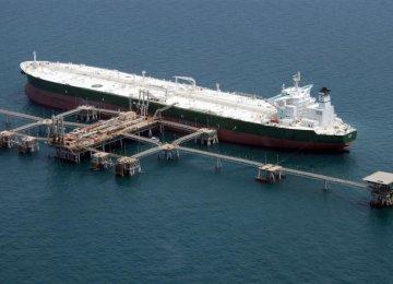 China's Iran Oil Imports Up