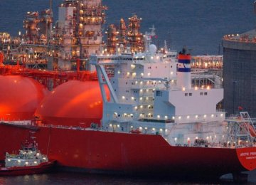 Gas Condensate Export Up 50%