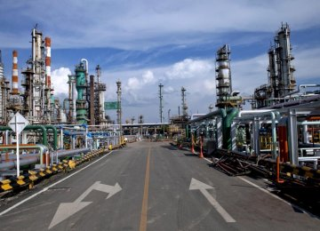 Condensate Export to East Asia in 2 Weeks