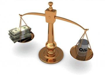Crude Oil Futures Down