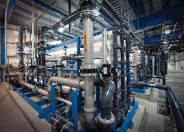 Biggest Mideast Oil Desalting Plant in Ahvaz