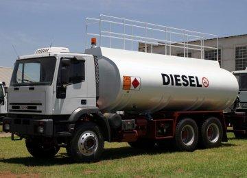 Diesel Exports Reach 5m Liters Daily