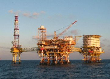 5000-Meter Well Drilled in South Pars