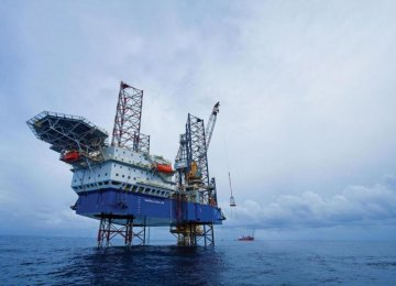 17 Drilling  Rigs  Active in South Pars