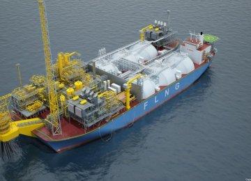 Gas Export to EU Through FLNG Shipments