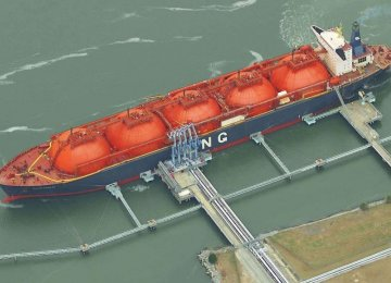 Egypt LNG Import to Reach $3.5b