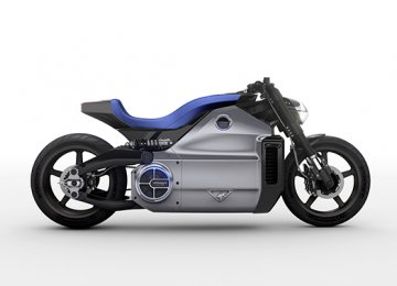 Electric Motorcycles to Help Check Pollution
