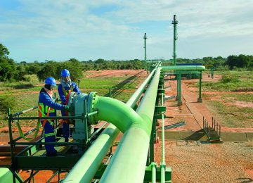 West Ethylene Pipeline Will be  Offered to Private Firms