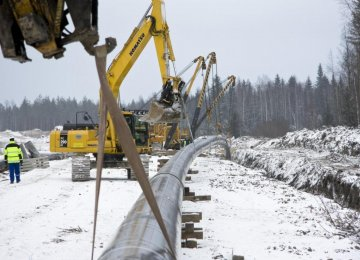 Austria Mulls Over Russian Gas Pipeline