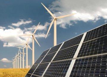 Expert Underpins Renewables, South Pars Development