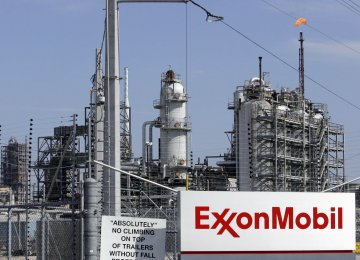 Exxon Deploys Sanction Watchers