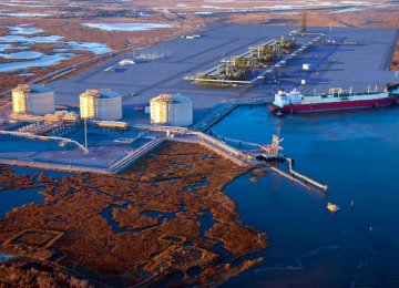 GAIL Eager on $22b  LNG Deal Signed in 2005